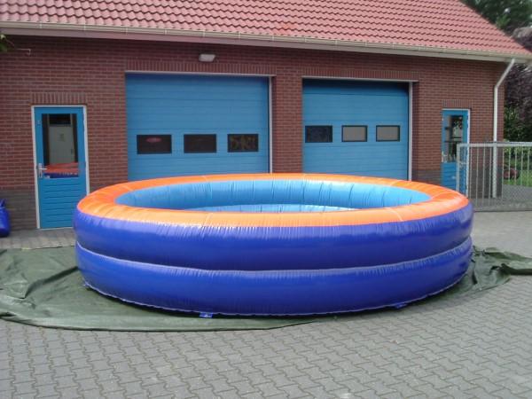 Zwembad 7000 tot 9000 liter water huur nu aktiefun for Zwembad afmetingen