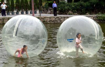Waterballen