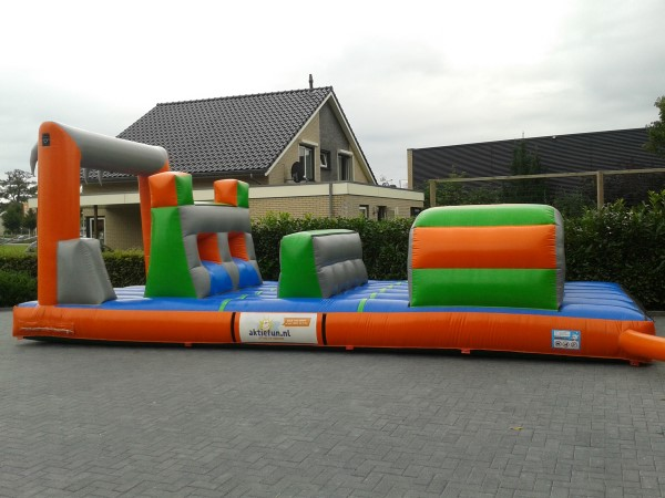 Mini Hindernisbaan 9 mtr.
